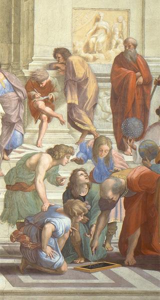 Raphael's The School of Athens